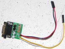 microcontroller uart_rs232_adaptor2