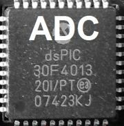 logo dspic adc
